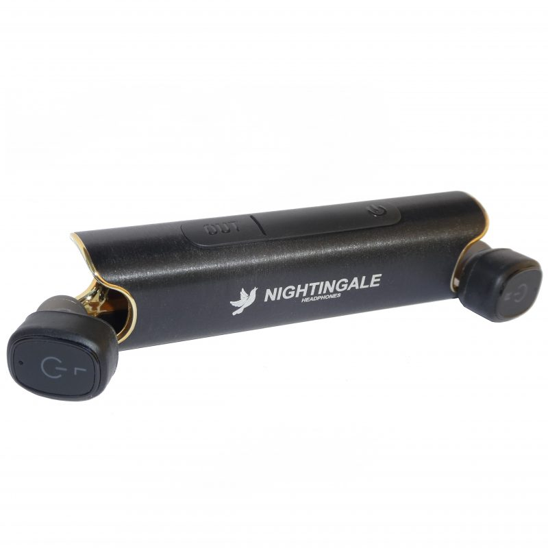 Nightingale S2 bluetooth hörlurar