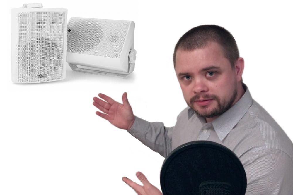 Fel ljud på rätt plats med fel högtalare